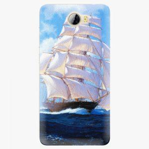 Plastový kryt iSaprio - Sailing Boat - Huawei Y5 II / Y6 II Compact