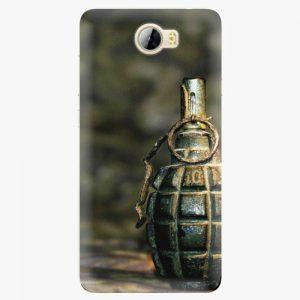 Plastový kryt iSaprio - Grenade - Huawei Y5 II / Y6 II Compact