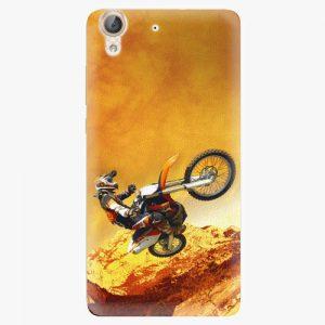Plastový kryt iSaprio - Motocross - Huawei Y6 II