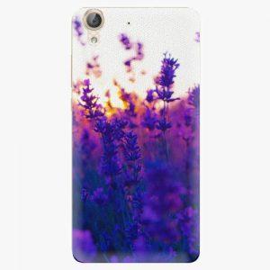 Plastový kryt iSaprio - Lavender Field - Huawei Y6 II