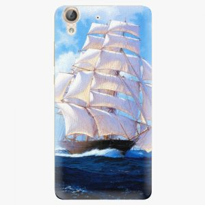 Plastový kryt iSaprio - Sailing Boat - Huawei Y6 II