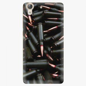 Plastový kryt iSaprio - Black Bullet - Huawei Y6 II