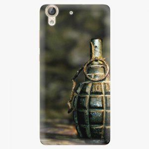 Plastový kryt iSaprio - Grenade - Huawei Y6 II