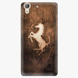 Plastový kryt iSaprio - Vintage Horse - Huawei Y6 II