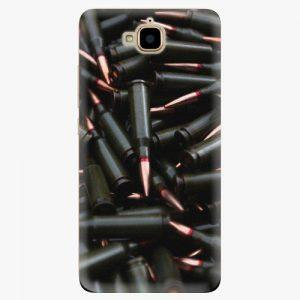 Plastový kryt iSaprio - Black Bullet - Huawei Y6 Pro