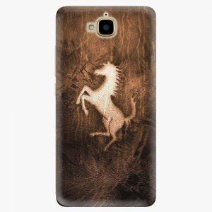 Plastový kryt iSaprio - Vintage Horse - Huawei Y6 Pro