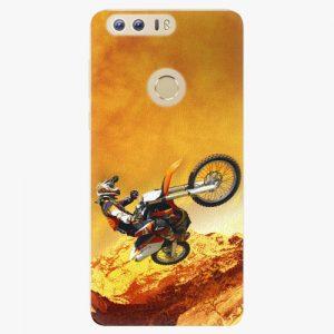Plastový kryt iSaprio - Motocross - Huawei Honor 8