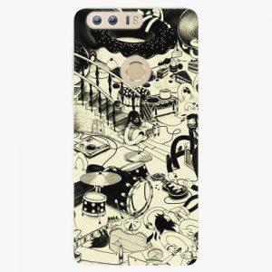 Plastový kryt iSaprio - Underground - Huawei Honor 8