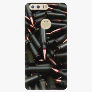 Plastový kryt iSaprio - Black Bullet - Huawei Honor 8
