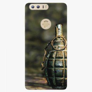 Plastový kryt iSaprio - Grenade - Huawei Honor 8
