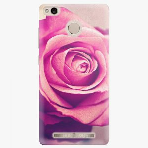 Plastový kryt iSaprio - Pink Rose - Xiaomi Redmi 3S