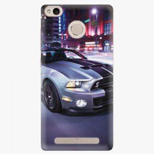 Plastový kryt iSaprio - Mustang - Xiaomi Redmi 3S
