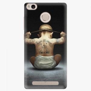 Plastový kryt iSaprio - Crazy Baby - Xiaomi Redmi 3S