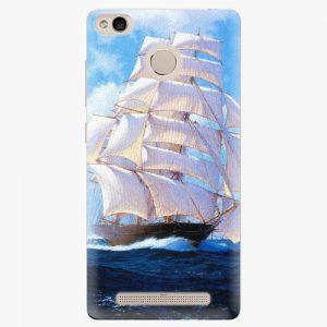 Plastový kryt iSaprio - Sailing Boat - Xiaomi Redmi 3S
