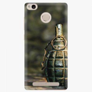 Plastový kryt iSaprio - Grenade - Xiaomi Redmi 3S
