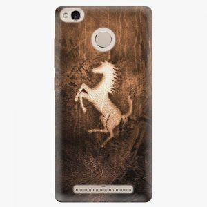Plastový kryt iSaprio - Vintage Horse - Xiaomi Redmi 3S