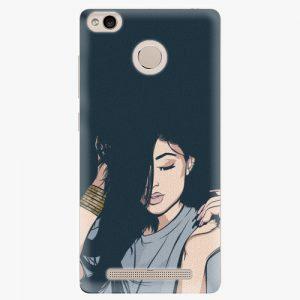 Plastový kryt iSaprio - Swag Girl - Xiaomi Redmi 3S