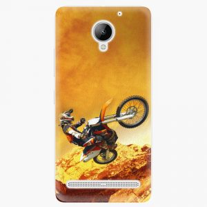 Plastový kryt iSaprio - Motocross - Lenovo C2