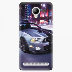 Plastový kryt iSaprio - Mustang - Lenovo C2