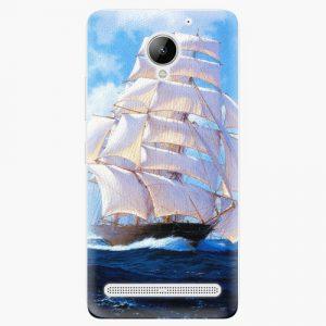 Plastový kryt iSaprio - Sailing Boat - Lenovo C2