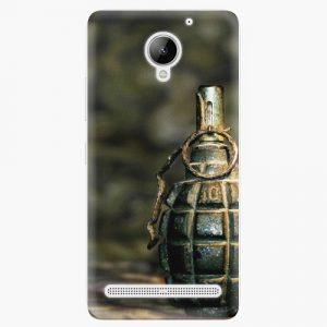 Plastový kryt iSaprio - Grenade - Lenovo C2