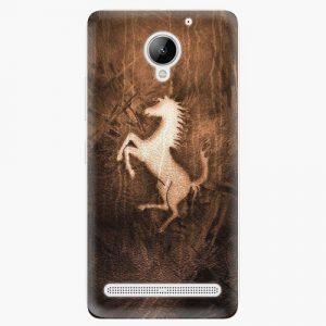 Plastový kryt iSaprio - Vintage Horse - Lenovo C2
