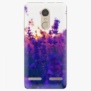 Plastový kryt iSaprio - Lavender Field - Lenovo K6