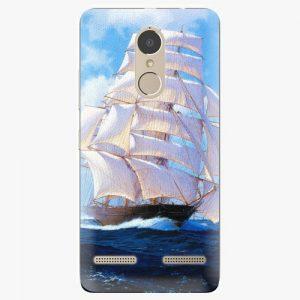 Plastový kryt iSaprio - Sailing Boat - Lenovo K6
