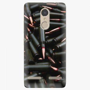 Plastový kryt iSaprio - Black Bullet - Lenovo K6