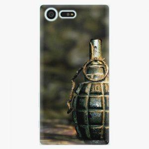 Plastový kryt iSaprio - Grenade - Sony Xperia X Compact