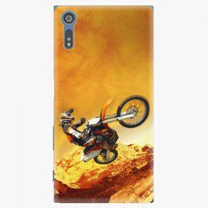Plastový kryt iSaprio - Motocross - Sony Xperia XZ