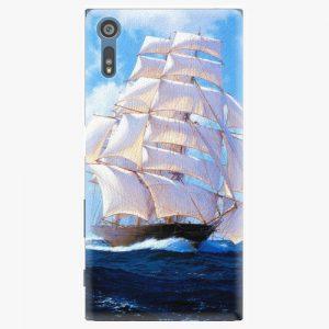 Plastový kryt iSaprio - Sailing Boat - Sony Xperia XZ