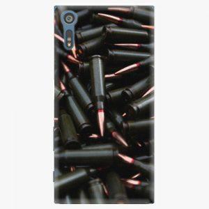 Plastový kryt iSaprio - Black Bullet - Sony Xperia XZ