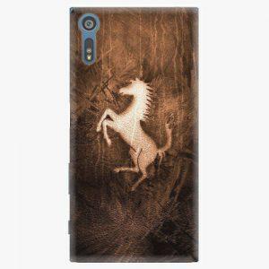 Plastový kryt iSaprio - Vintage Horse - Sony Xperia XZ