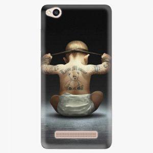 Plastový kryt iSaprio - Crazy Baby - Xiaomi Redmi 4A