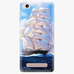 Plastový kryt iSaprio - Sailing Boat - Xiaomi Redmi 4A