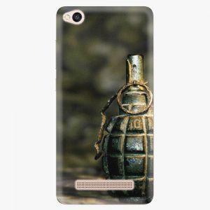 Plastový kryt iSaprio - Grenade - Xiaomi Redmi 4A