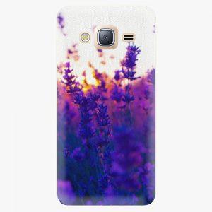 Plastový kryt iSaprio - Lavender Field - Samsung Galaxy J3