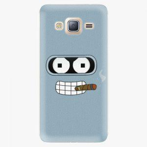 Plastový kryt iSaprio - Bender - Samsung Galaxy J3