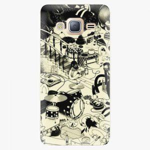Plastový kryt iSaprio - Underground - Samsung Galaxy J3