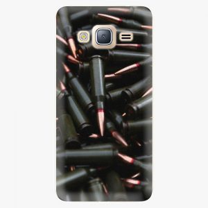 Plastový kryt iSaprio - Black Bullet - Samsung Galaxy J3