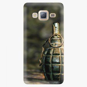 Plastový kryt iSaprio - Grenade - Samsung Galaxy J3