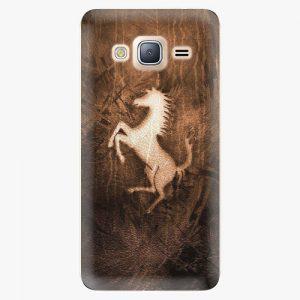 Plastový kryt iSaprio - Vintage Horse - Samsung Galaxy J3