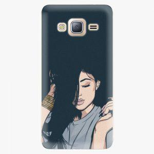 Plastový kryt iSaprio - Swag Girl - Samsung Galaxy J3
