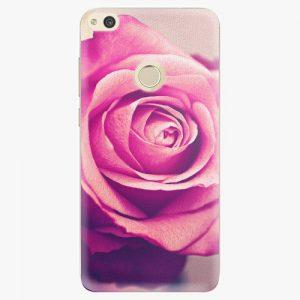 Plastový kryt iSaprio - Pink Rose - Huawei P8 Lite 2017
