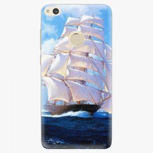 Plastový kryt iSaprio - Sailing Boat - Huawei P8 Lite 2017