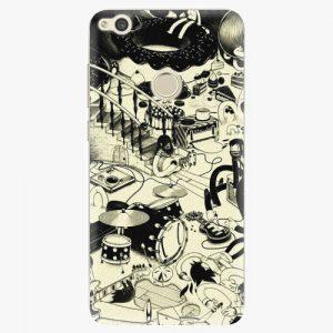 Plastový kryt iSaprio - Underground - Huawei P9 Lite 2017