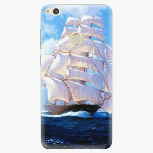 Plastový kryt iSaprio - Sailing Boat - Huawei P9 Lite 2017