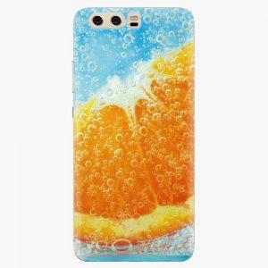 Plastový kryt iSaprio - Orange Water - Huawei P10
