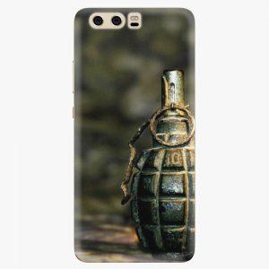 Plastový kryt iSaprio - Grenade - Huawei P10